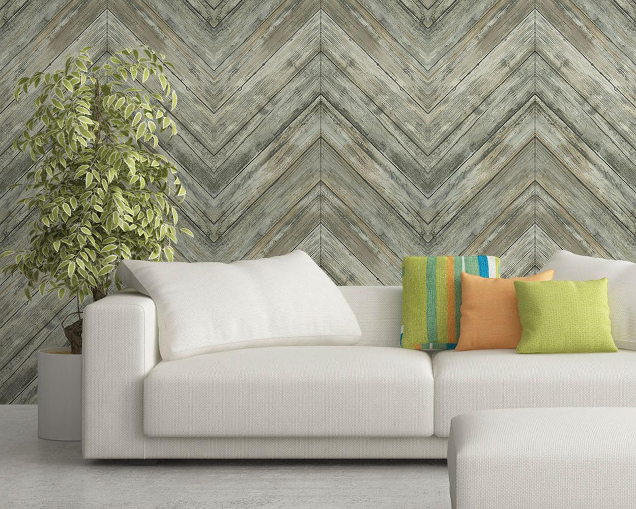 Herringbone Wood Wall Art Kuarki Lifestyle Solutions