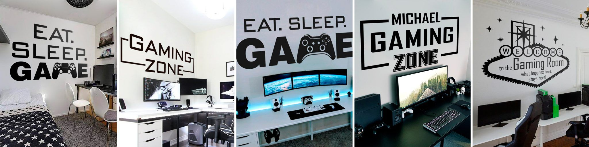 GAMING ROOM DECOR